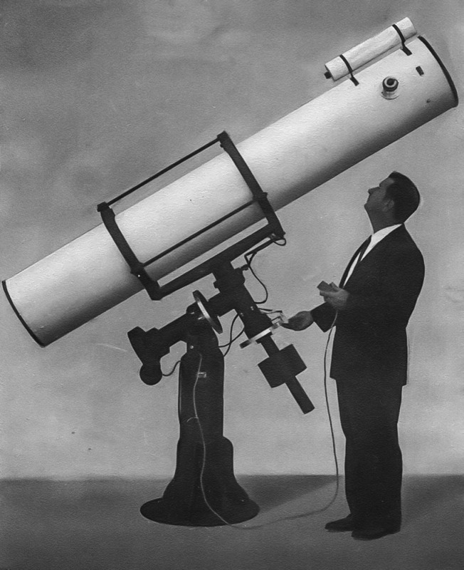Good amateur telescope